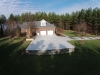 Cantilevered Stamped & Textured Concrete Driveway by ConcreteVA.com.JPG